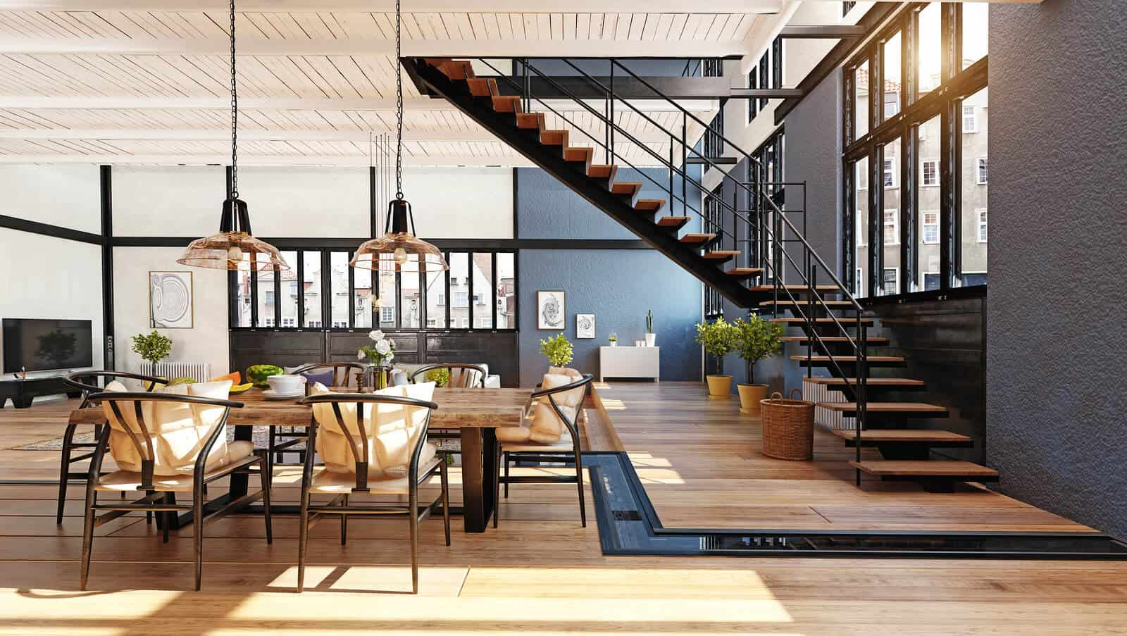 The Pros & Cons of Living in a Chicago Timber Loft
